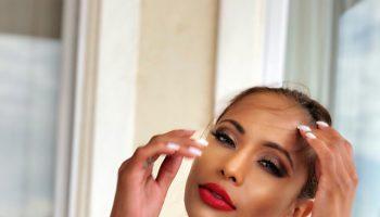 Maria Valaskatzis eyeshadow